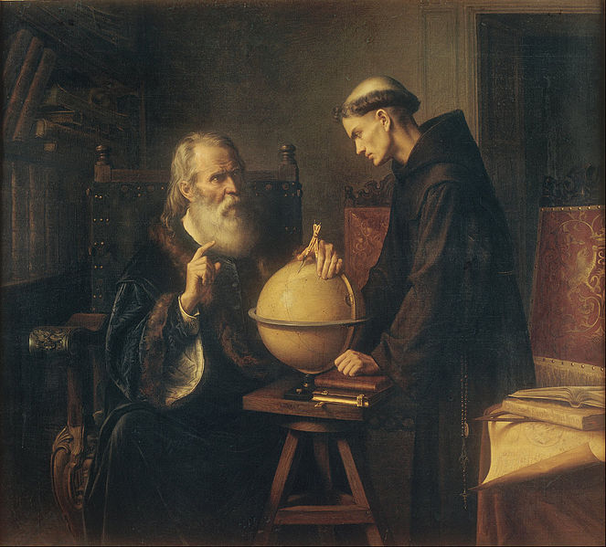 663px-Félix_Parra_-_Galileo_Demonstrating_the_New_Astronomical_Theories_at_the_University_of_Padua_-_Google_Art_Project