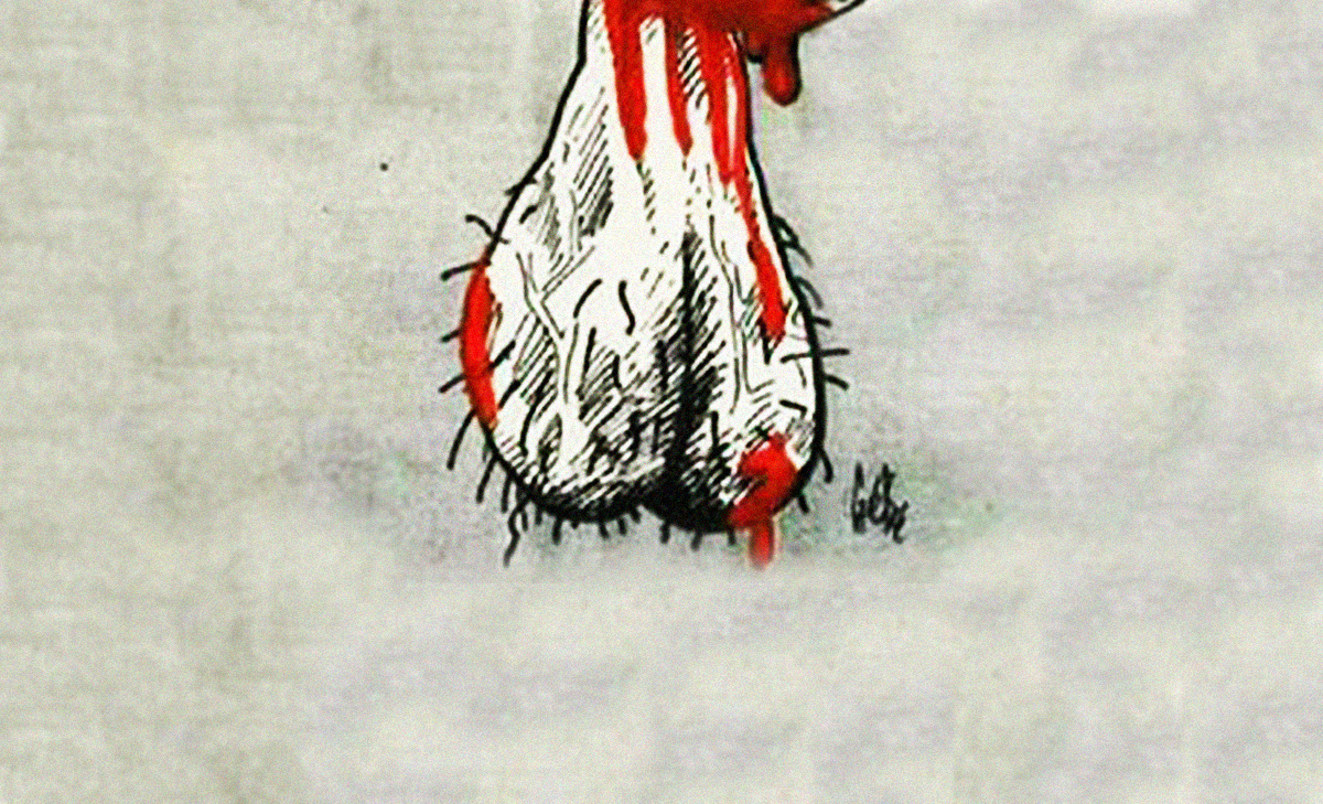 Charlie Hebdo cover 26-9-1974 copy