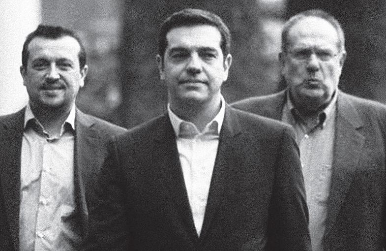 Σπύρος Σαγιάς: Ο γενικός γραμματέας της επιχειρηματικής ελίτ