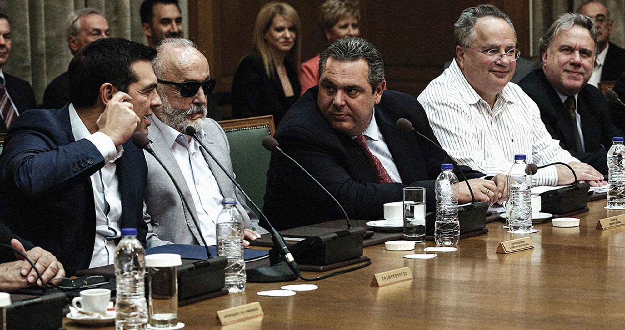 GREECE - POLITICS - CABINET