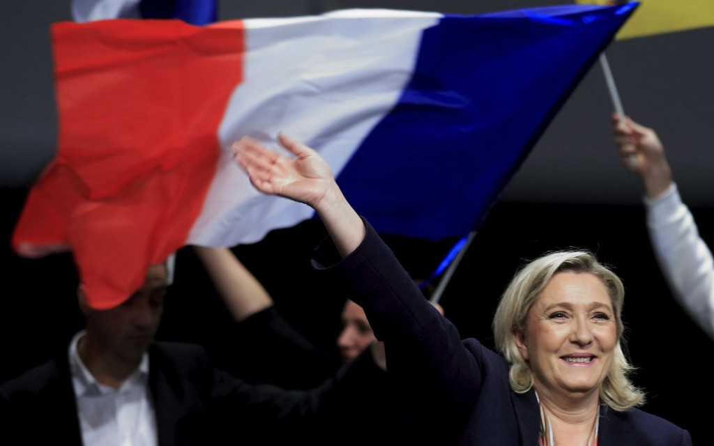 Marine Le Pen Dec 2015