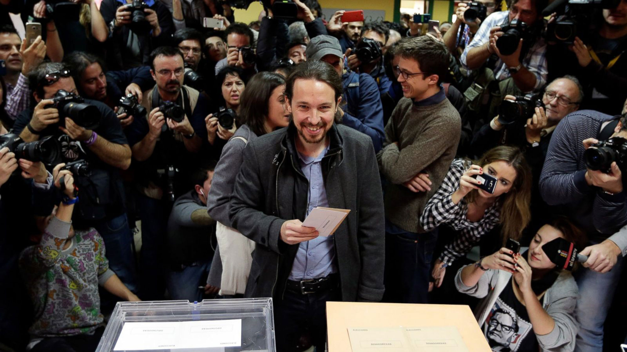 Podemos-elections-Spain