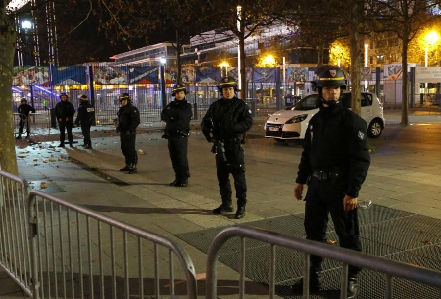 State of emergency Paris