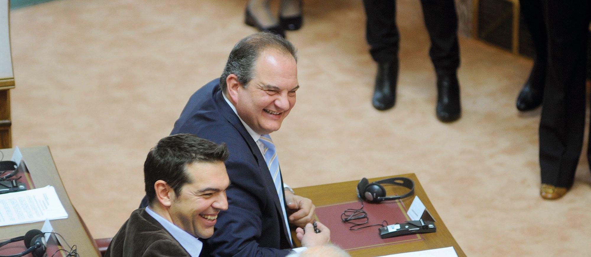 κυβέρνηση ΣΥΡΙΖΑ - ΑΝΕΛ
