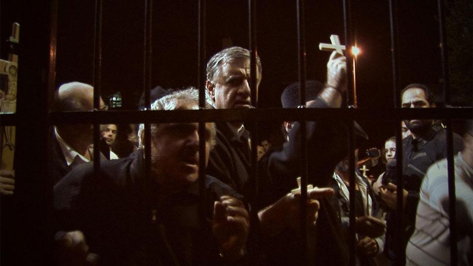 Still από την ταινία «Χρυσή Αυγή: Προσωπική υπόθεση»