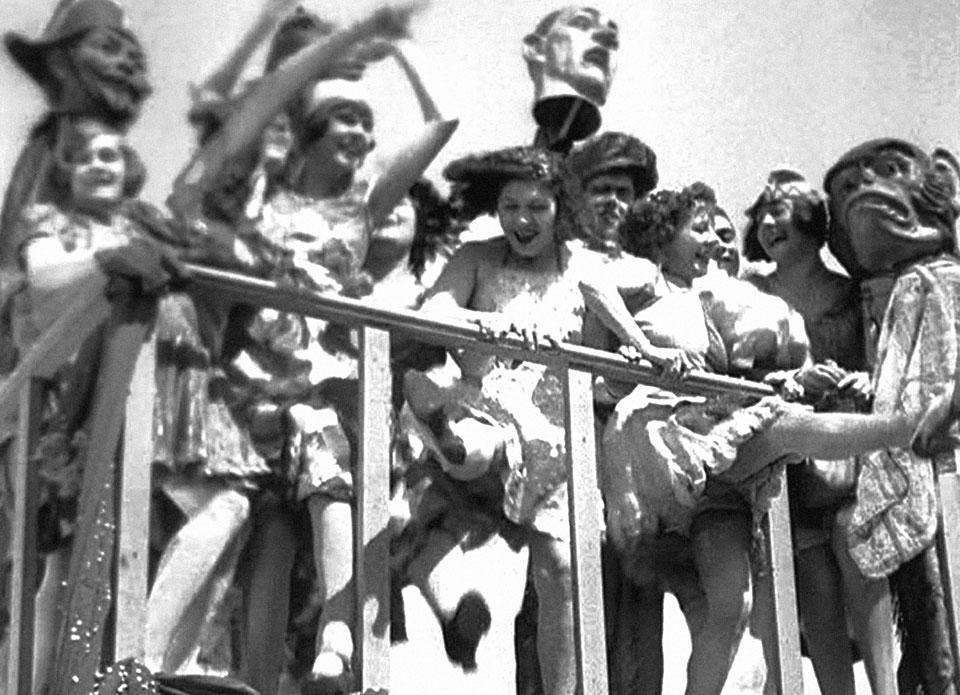 """Jean Vigo, """"À propos de Nice"""", 1930"""