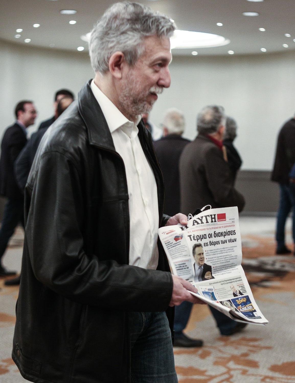 Φωτογραφία: Νίκος Λιμπερτάς / SOOC