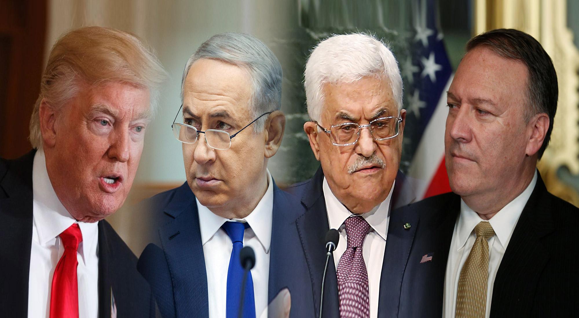 Trump-Netanyahu-Abbas-Pompeo1