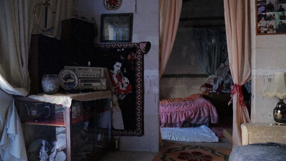 Still από το ντοκιμαντέρ της Μαρίνας Δανέζη, «Sam Roma»