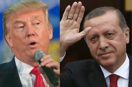 Τραμπ-Ερντογάν
