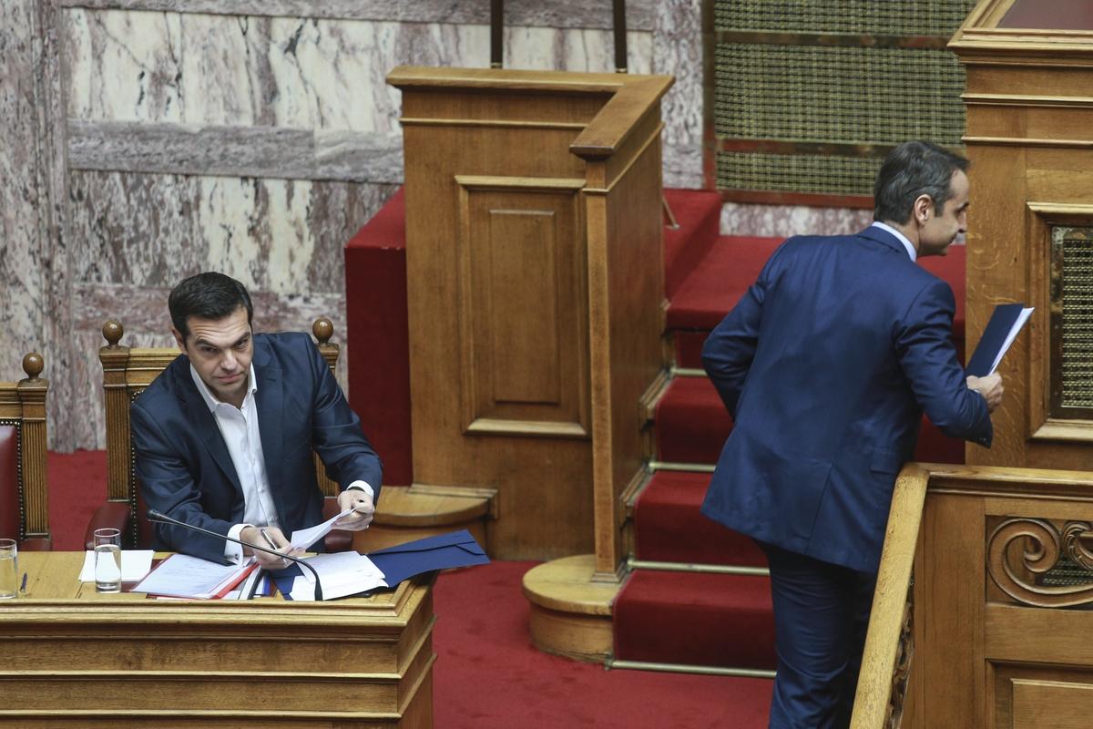 TsiprasMitsotakis