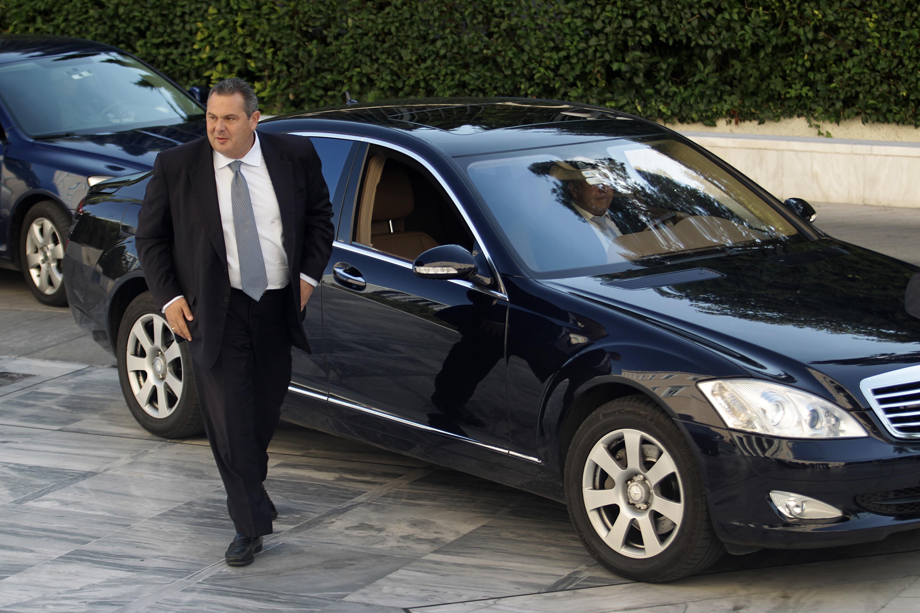 Αποτέλεσμα εικόνας για Καμμενος Mercedes