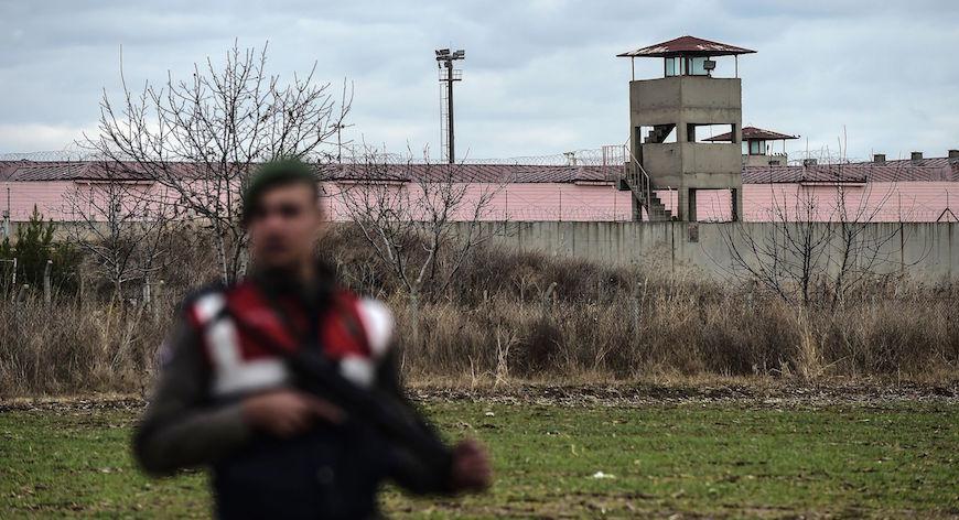 TURKEY-POLITICS-KURDS-PRISON