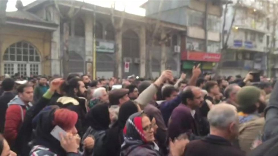 Iranian-protests