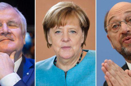 Seehofer-Merkel-Schulz