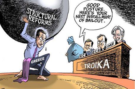 greek structural reform pain
