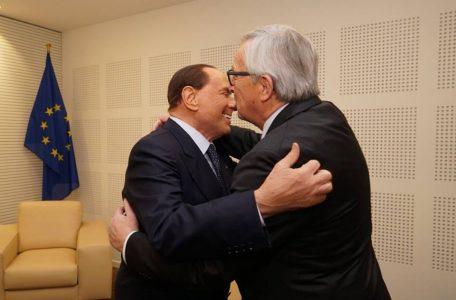 BerlusconiJuncker