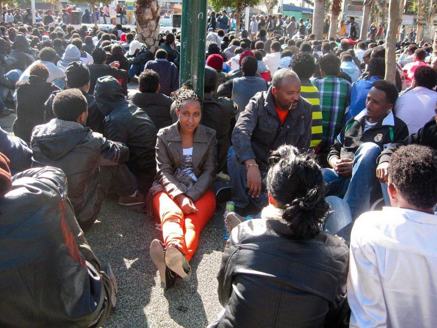 africanRefugeesIsrael