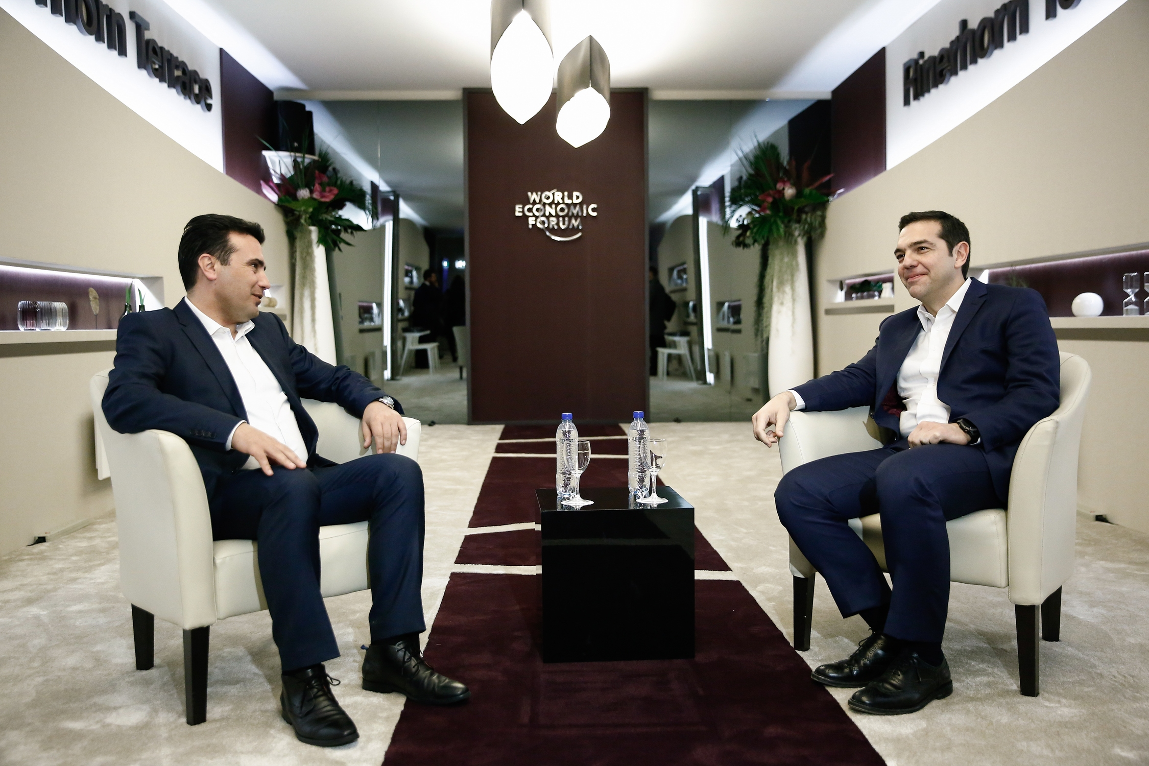 Yannis Kolesidis / PM Handout / SOOC