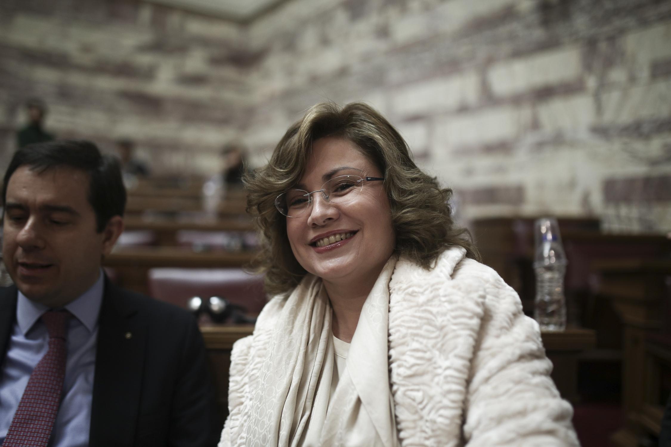 Σπυράκη: Ο Μητσοτάκης είναι ο μόνος που συμμερίζεται το λαϊκό αίσθημα