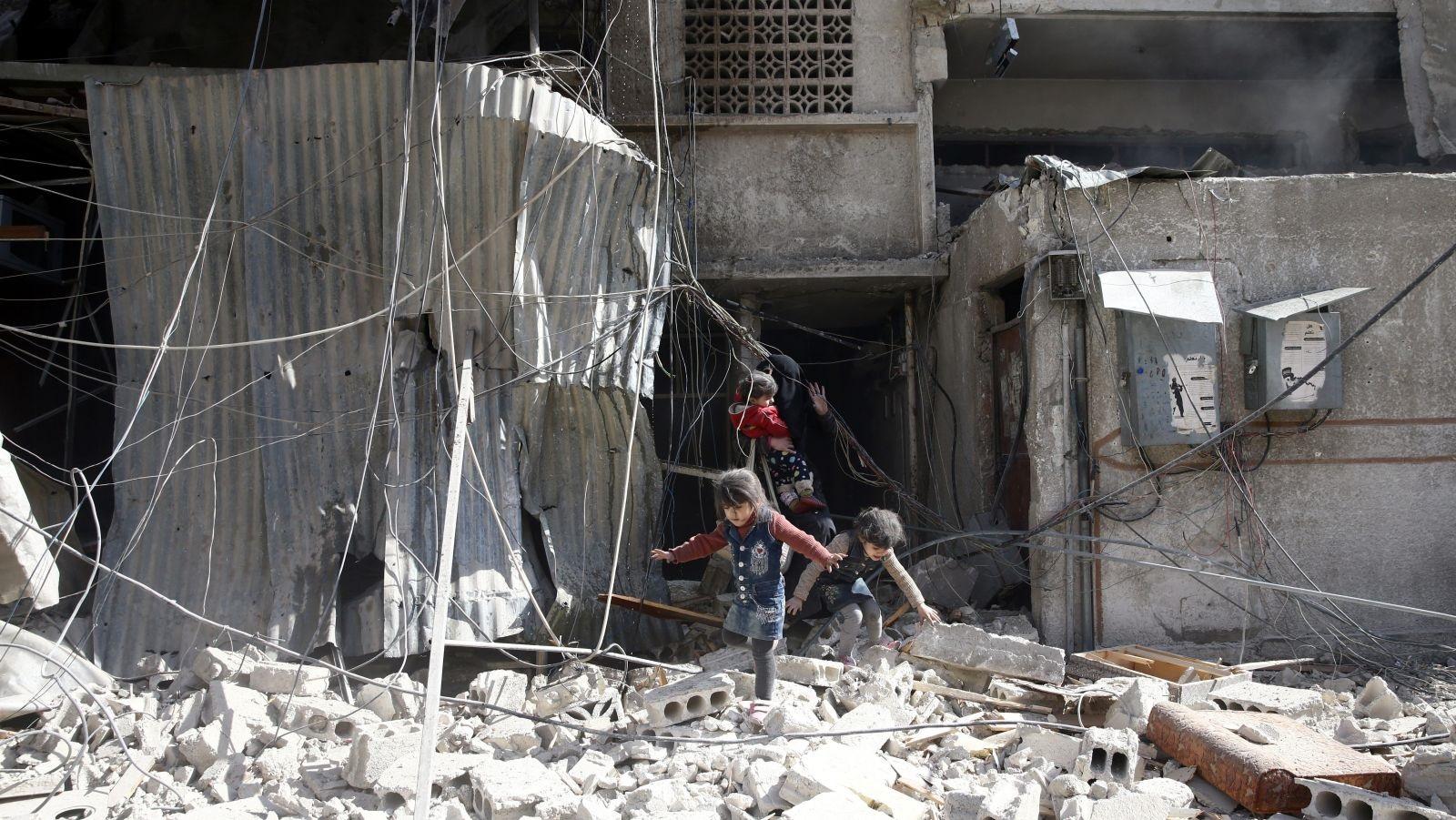 SyriaWar
