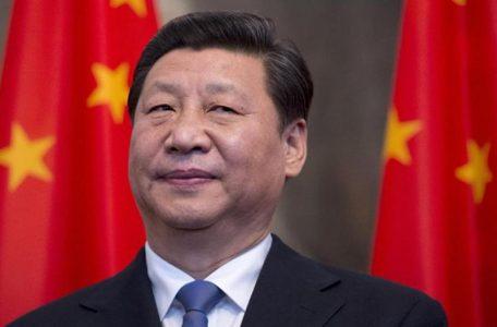 πρόεδρος Σι Τζινπίνγκ