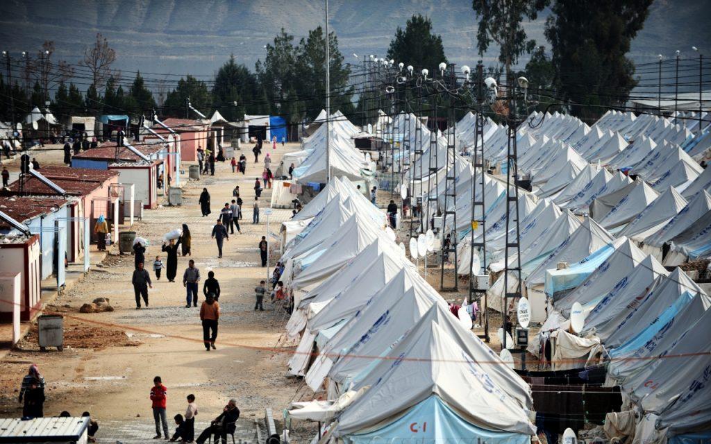 RefugeeCampTurkey