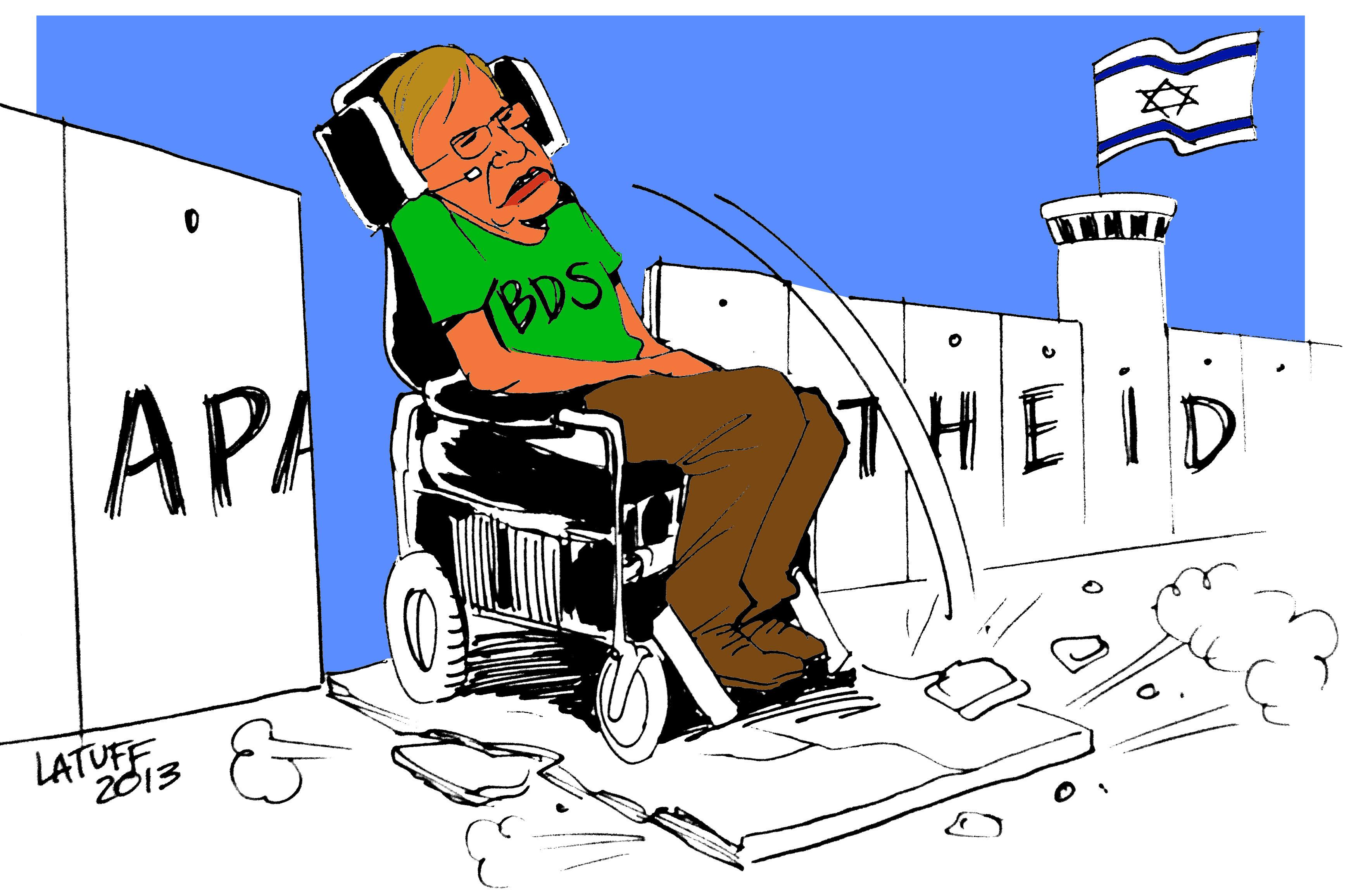 stephen-hawking-boycotts-israel-academic-conference