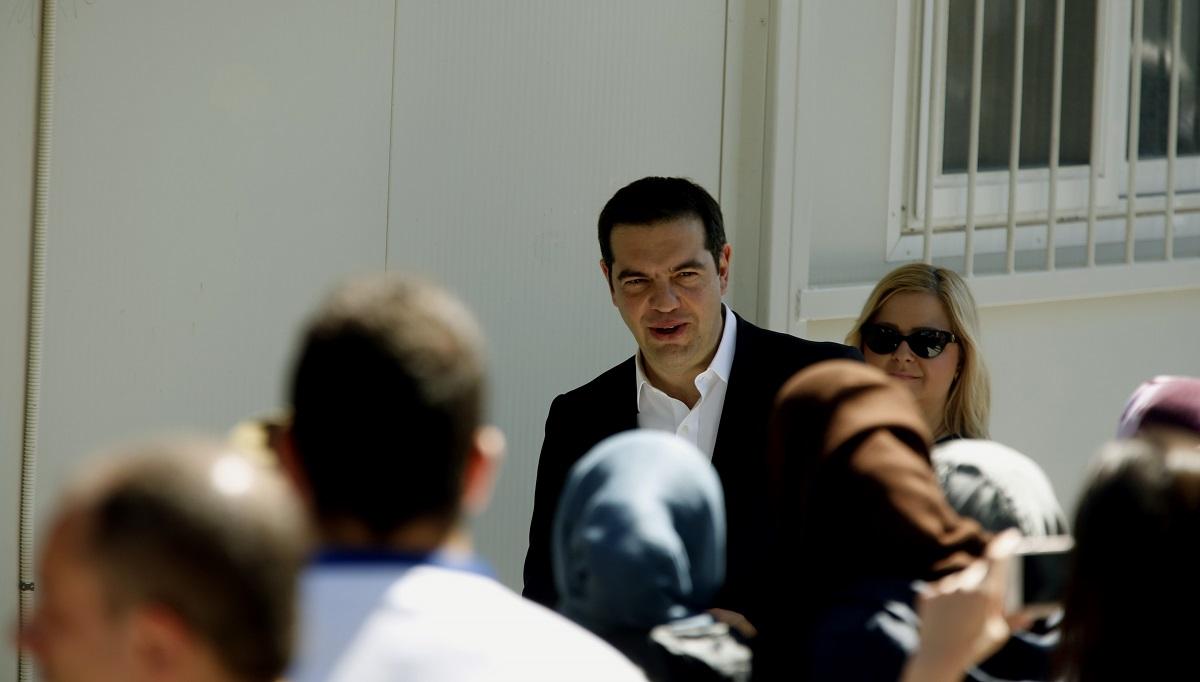 TsiprasProsfygesa