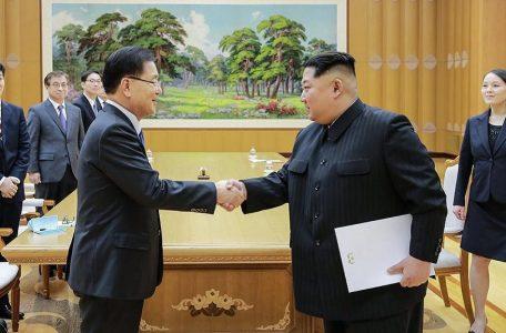 South Korean  North Korea