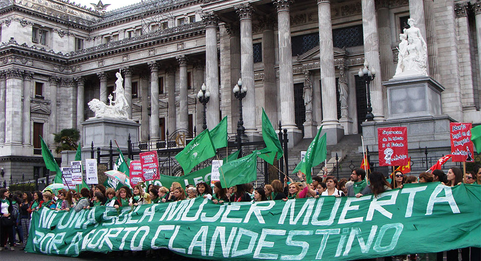 abortions argentina