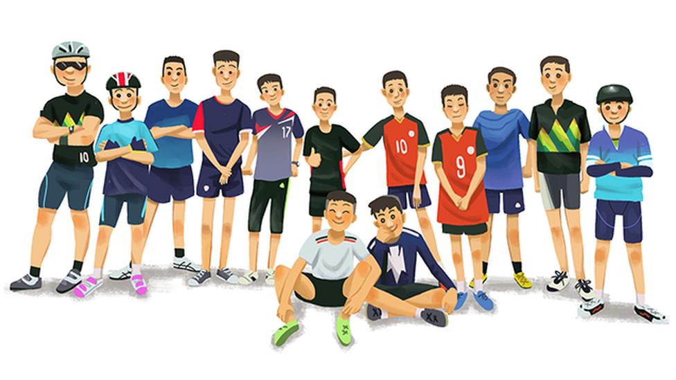 12 boys thailand